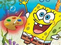 Jak narysowac SpongeBoba w Paincie