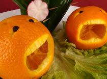 Jak zrobić płaczącą pomarańczę