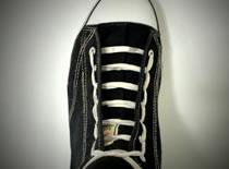 Jak sznurować buty - wiązanie Ladder #2
