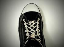 Jak sznurować buty - wiązanie Spider Web
