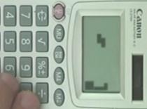 Jak zagrać w Tetrisa na kalkulatorze