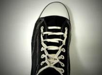Jak sznurować buty - wiązanie Ladder #1