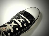 Jak sznurować buty - węzeł Triple X