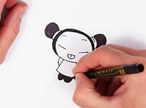 Jak narysować Puccę