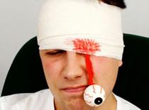 Jak zrobić straszliwe oko na halloween