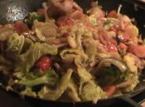 Jak zrobić orientalne danie - kurczak po chińsku