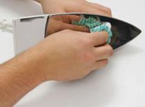 Jak wyczyścić żelazko