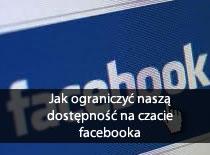 Jak ograniczyć naszą dostępność na czacie Facebooka