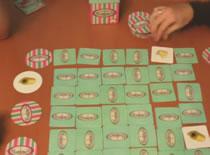 Jak grać w cukierkowe memo Bonbons