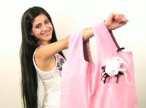 Jak zrobić torebkę ze spódnicy