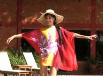 Jak zrobić stylową tunikę na plażę