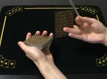 Jak wykonać tasowanie kart w stylu Mille Feuille