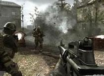Jak skakać po dachach w Call of Duty 1