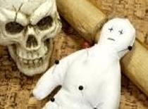 Jak wykorzystać styropian - laleczka voodoo