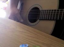 Jak wykorzystać płytę CD - kostka gitarowa