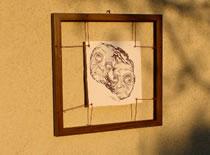 Jak zrobić ramę do wieszania obrazów na sznurkach