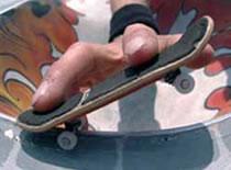 Jak zrobić przeźroczyste gumki do trucków w fingerboardzie