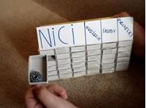 Jak zrobić organizer z pudełek po zapałkach