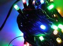 Jak zrobić lampkę z mrugającymi diodami
