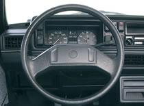 Jak zmienić podświetlenie włącznika świateł w VW Golf II