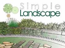 Jak zrobić wizualizację ogrodu #5 - ścieżka z kamienia