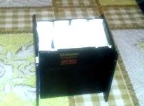 Jak zrobić pudełko z dyskietek i paczek po papierosach