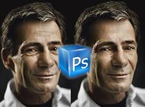 Jak usunąć zmarszczki w Photoshopie