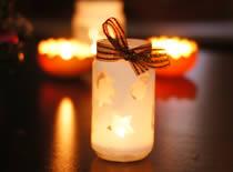 Jak zrobić lampion na święta