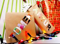 Jak przygotować święta - tanie pakowanie prezentów
