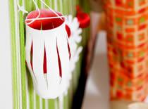 Jak zrobić dekoracyjne rolki na choinkę studencką