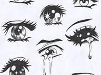 Jak narysować oczy w stylu manga