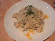 Jak zrobić risotto z pieczarkami i kurczakiem