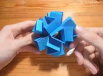 Jak zrobić kulę z trójkątnymi i wypukłymi ściankami