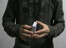 Jak efektownie przekładać karty - Distortion