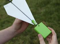Jak zrobić samolot ze słomek i papieru