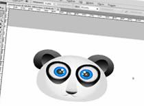 Jak zrobić mordkę pandy w Photoshop #2