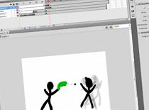 Jak tworzyć animacje w Adobe Flash - animacja poklatkowa