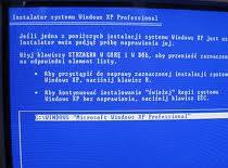 Jak nauczyć kogoś instalacji systemu Windows XP