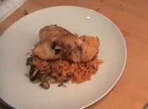 Jak zrobić szybkie danie - zapiekanka ryżowa