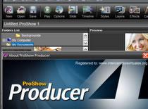 Jak korzystać z ProShow Producer #1 - obszar roboczy