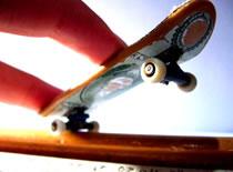 Jak zrobić varial kickflip'a na fingerboardzie