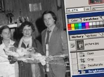 Jak naprawić stare zdjęcia