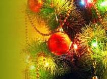 Jak zrobić ozdobę z makaronu - świąteczna choinka