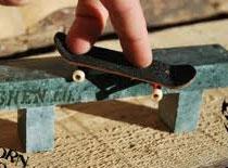 Jak wykonać ollie - szkoła fingerboard