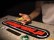Jak wykonać FS Pop Shove It - szkoła fingerboard