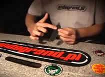 Jak wykonać 360 Flip - szkoła fingerboard