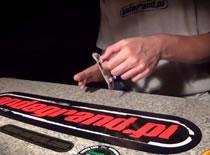 Jak wykonać Hardflip - szkoła fingerboard
