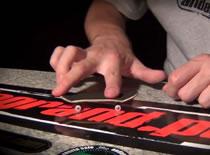 Jak wykonać Invard Heelflip - szkoła fingerboard