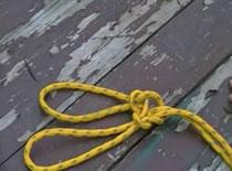 Jak wykonać węzeł ratowniczy hiszpański