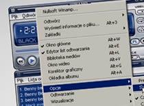 Jak przenieść utwory z playlisty Winamp do jednego folderu